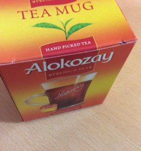 Фирменная кружка Alokozay