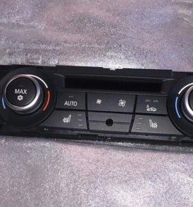 BMW Х3 f25 блок управление климатом