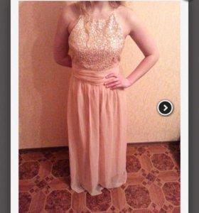 Платье для подружки невесты Шикарное платье promod