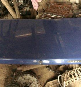 Капот и крышка багажника ваз 2107