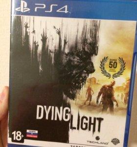Игра Dying Light  для PS4