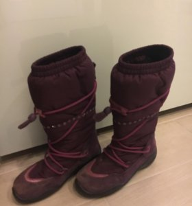 "Ботинки ""Ecco"""