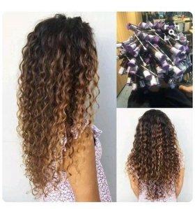 Биоструктурирование волос