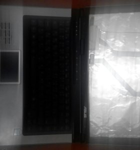 Продам ноутбук asus x50vl на запчасти