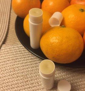 Бальзам- блеск для губ Натуральная косметика