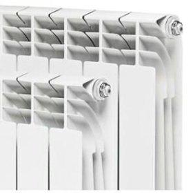Радиатор отопления Tenrad AL 500/100