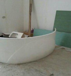 """Новый экран для ванны """" Альтаир """" Акватек"""