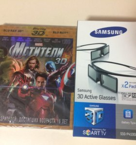 Очки 3D Samsung SSG-P41002
