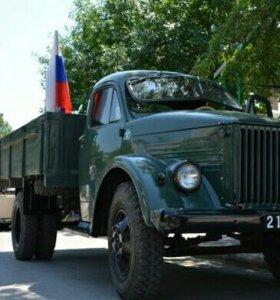 Аренда газ - 51 1963 года с водителем