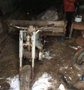 Трактор домашний