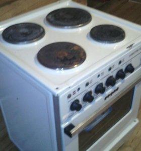 Эл.плита с духовкой
