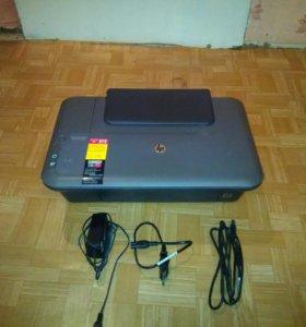 Принтер + Сканер + Копир 3в1