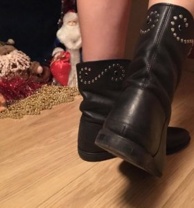 Демисезонные полусапожки, ботинки