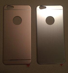 Новые задние панельки на iphone 6