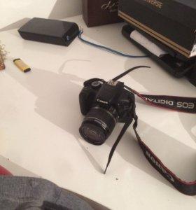 Фотоаппарат canon eos 550d