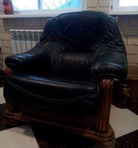 Диваны и кресло