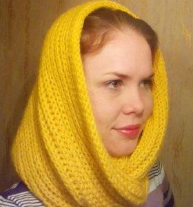 Снут, шарф-хомут