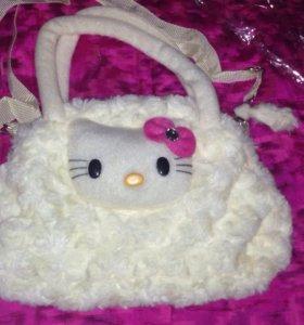 Новая сумочка Китти