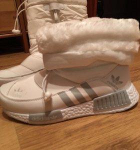 Женская, зимняя обувь