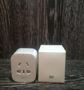 Новая умна wi-fi разетка Xiaomi