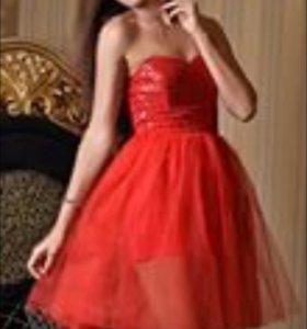 Платье 296