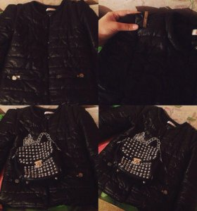 Куртка, новая, молодежная, 40-40