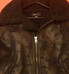 Зимняя куртка mango casual L-XXL
