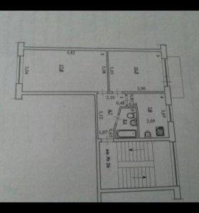 2-х квартира на Монгаре