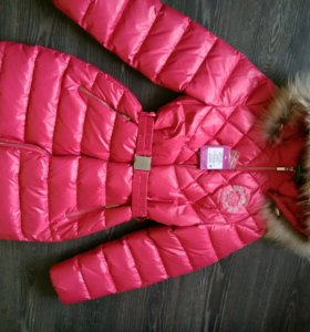 Новое пуховое пальто Gnk