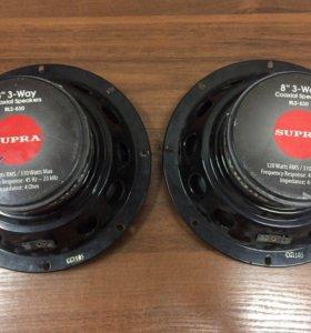 Автоакустика Supra RLS-830
