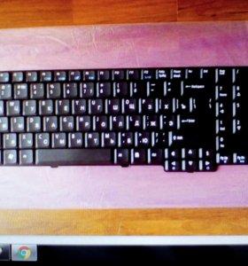 Клавиатура acer aspire 7520