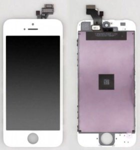 Замена дисплея iPhone 5, 5S
