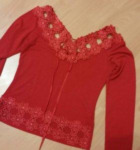 Новая!Блуза,Кофточка,размер 42-44