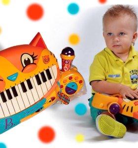 Battat пианино новое