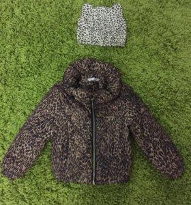 Куртка  р 104-110