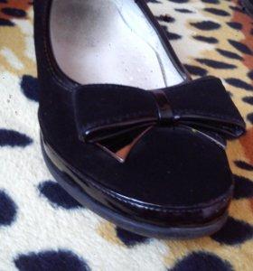 Туфли и босоножки кожа