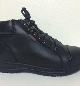 Новые ботинки Anta