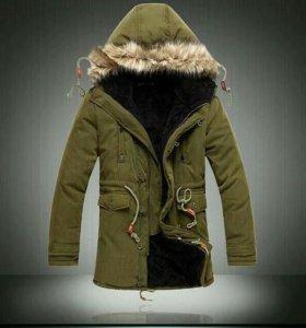 Куртка мужская новая на рост 170-175 размер 48