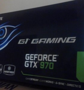 Видеокарта Nvidia GTX970