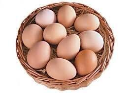 Продаю домашнее куриное яйцо