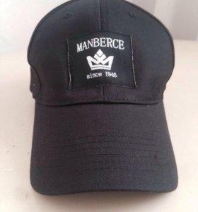 Кепка с логотипом Manberce