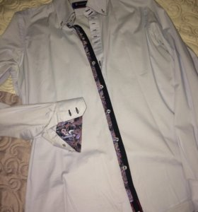 Рубашка 7camicie, L