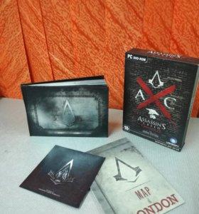Коллекционное издание Assassin's creed syndicate