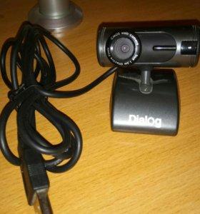 Веб камера Dialog WC-15U