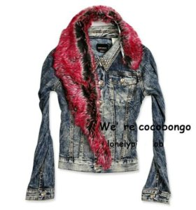 Джинсовая куртка miss sixty новая