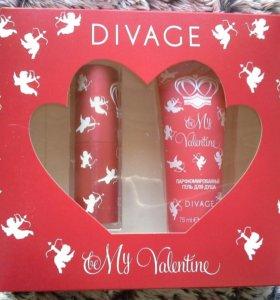 Подарочный набор Divage My Valentine