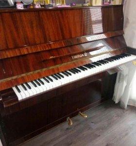 Фортепиано Тверца б/у