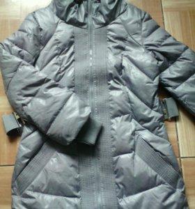Новое пальто демисезон 44 р