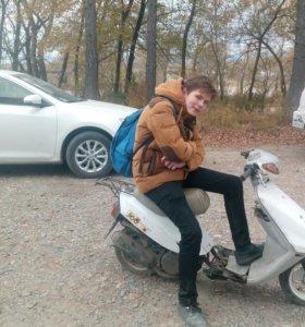 Мопед 50сс Yamaha Jog ( торг)