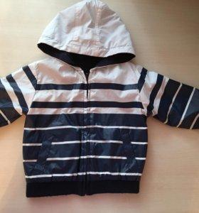 Двусторонняя курточка mayoral